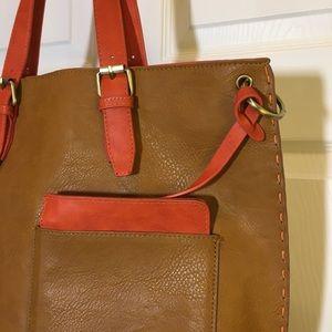 Shiraleah Bags - Shiraleah Chicago Tote Bag